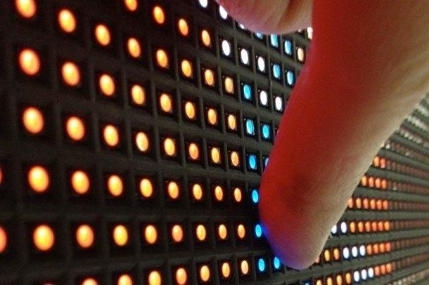 LedXtra - LED Displays - Hoe groot moet mijn LED scherm zijn?