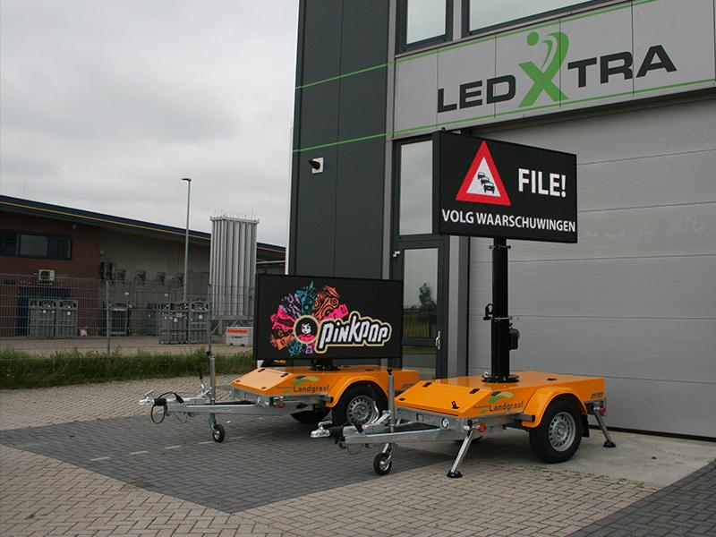 LedXtra - LED Displays - LedKar - TekstKar