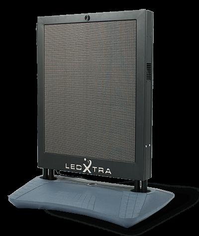LedXtra - LED Displays - Digitaal LED Stoepbord - Vrijstaand