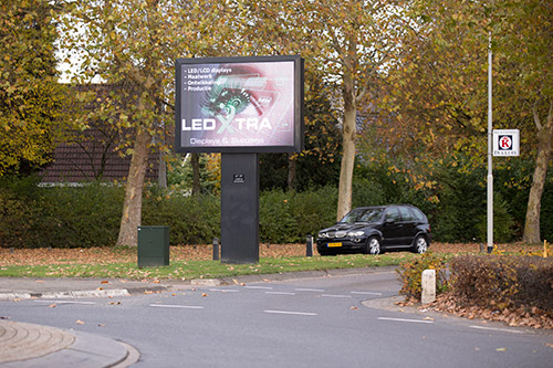 LedXtra - LED Displays - Mastscherm
