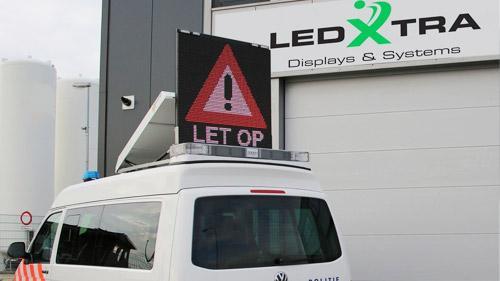 LedXtra - LED Displays - Signalering Systeem - MAVITD