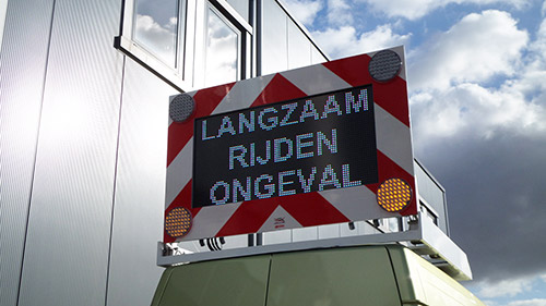 LedXtra - LED Displays - Signalering Systeem - MAVITD