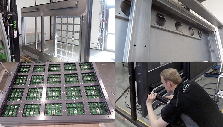LedXtra - LED Displays - Service